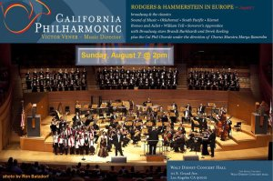 Christina's Students Singing with Cal Phil
