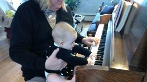 Exploring the Piano